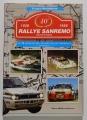 1928 - 1998 RALLYE DI SANREMO