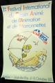 1er FESTIVAL INTERNATIONAL DU DESSIN ANIMé DE L'ANIMATION ET DE