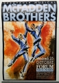 AFFICHE Jazz THE McFADDEN BROTHERS