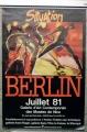 "AFFICHE ORIGINALE mostra ""SITUATION BERLIN"""