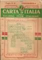 CARTA D'ITALIA DEL T.C.I. Foglio n.2 DOMODOSSOLA