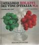"CATALOGO BOLAFFI DEI VINI D'ITALIA N. 2 . "" IL GOTHA DEI VINI"""