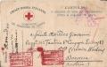 Cartolina CROCE ROSSA ITALIANA 1917