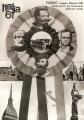 Cartolina ITALIA '61 - TORINO '61