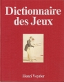 DICTIONNAIRE DES JEUX