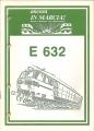 """E 632 (inserto rivista """"ANCORA IN MARCIA!"""")"""