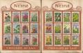Figurine NESTLE - serie XIII e serie XIV