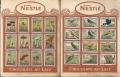 Figurine NESTLE - serie IX e serie X