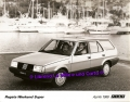 Fotografia REGATA WEEKEND SUPER - Aprile 1986 FIAT