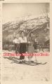 """Fotografia originale """"FESTA DELLA NEVE"""" BARDONECCHIA 1939"""