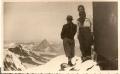 Fotografia originale PUNTA GNIFETTI (alpinismo)