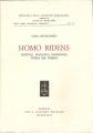 HOMO RIDENS. Estetica, filologia, psicologia, storia del comico