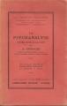 LA PSYCHANALYSE. Théorie sexuelle de Freud