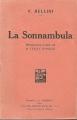 LA SONNAMBULA libretto d'opera