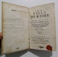 LA VILLE DE ROME II partie (MDCCLXXVIII)