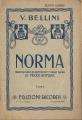 NORMA Libretto d'opera