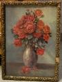 Olio su cartone BRUNO DIETZE (1867 -1912)