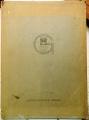 VOLUME PUBBLICITARIO DITTA TEDESCA GUSTAV F. GERDTS KG