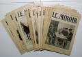 """LE MIROIR"" (16 numeri - dal 6 sett. al 27 dic. 1914)"